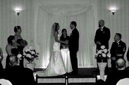 Danielle and Rob Wedding